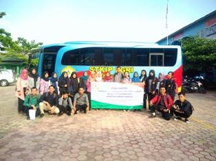 Studi Banding  ke Laboratorium FMIPA Universitas Lambung Mangkurat
